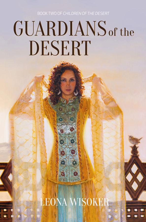 Guardians of the Desert cover art