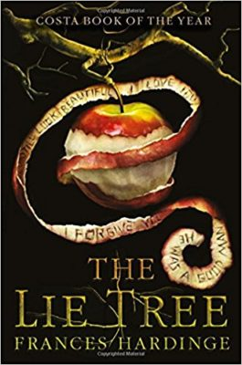 Cover art for The Lie Tree