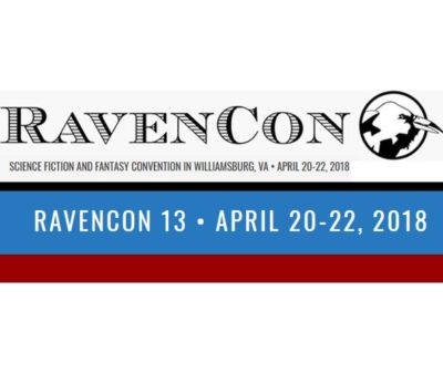 RavenCon2018 banner
