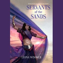 Cover for Servants of the Sands