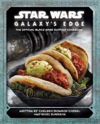 Cover Art for Star Wars: Galaxy's Edge Cookbok
